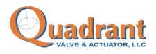 Quadrant Valve